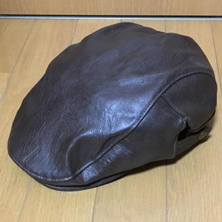 ハンチング/帽子(ハンチング/ベレー帽)