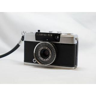 オリンパス(OLYMPUS)のオリンパス PEN EE-3 ハーフサイズカメラ(フィルムカメラ)