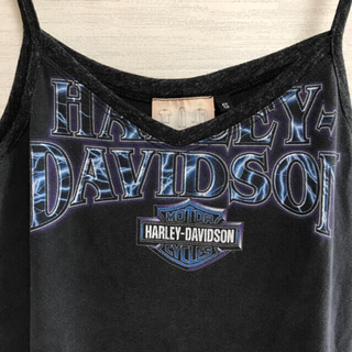 ハーレーダビッドソン(Harley Davidson)のハーレーダビッドソン キャミソール(キャミソール)