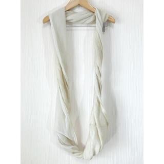 ジーナシス(JEANASIS)の*11706 JEANASIS ファッション雑貨・小物 サイズ表示なし(ネックウォーマー)