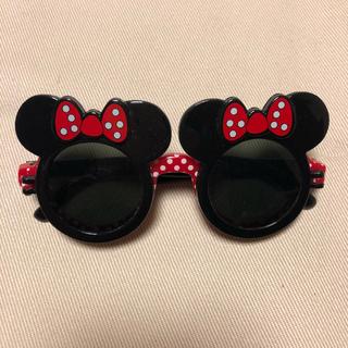 ディズニー(Disney)のミニー サングラス  2ウェイ  子供用   アメリカ ディズニーランド(サングラス)