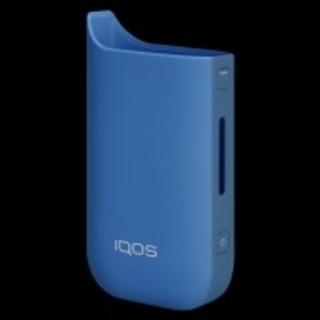 アイコス(IQOS)のIQOS 新 ケース アクアブルー 未開封(タバコグッズ)