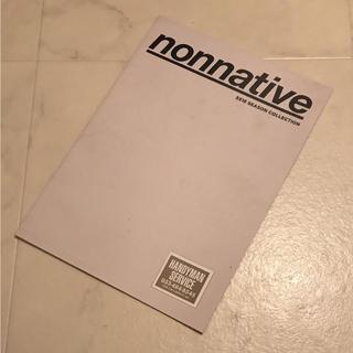 ノンネイティブ(nonnative)のnonnative SS18 SEASON COLLECTION カタログ(その他)