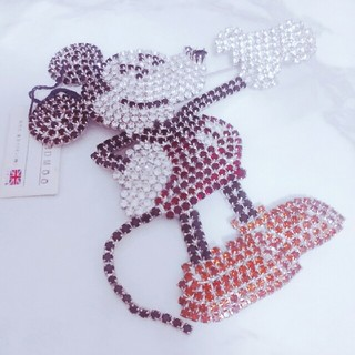 ディズニー(Disney)のディズニー ミッキーマウス ブローチ(ブローチ/コサージュ)