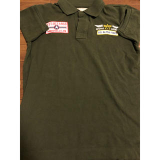 アルファ(alpha)のALPHA ポロシャツ(ポロシャツ)