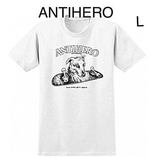アンチヒーロー(ANTIHERO)のANTIHERO SKATEBOARDS「BEST FRIEND」(Tシャツ/カットソー(半袖/袖なし))