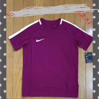 ナイキ(NIKE)の新品 ジュニア ナイキ Tシャツ(Tシャツ/カットソー)