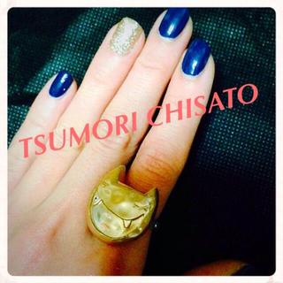 ツモリチサト(TSUMORI CHISATO)のTSUMORI CHISATO/猫リング(リング(指輪))