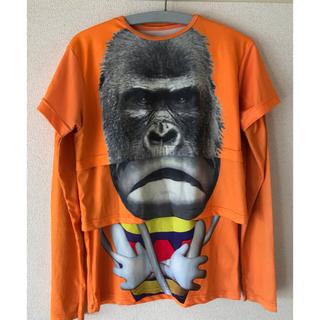 ウォルターヴァンベイレンドンク(Walter Van Beirendonck)のW&LT カットソー ゴリラ(Tシャツ/カットソー(七分/長袖))