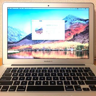 マック(Mac (Apple))のMacBook Air 13インチ 8GB 2014 US 超美品 難あり(ノートPC)