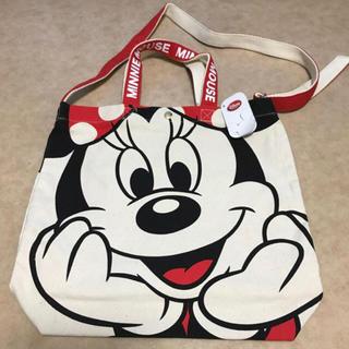 ディズニー(Disney)のディズニーストア ミニー 2way トートバッグ 新品(トートバッグ)