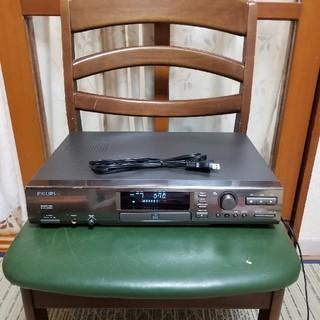 フィリップス(PHILIPS)の完全動作品!再生・録音確認済!PHILIPS CDレコーダーCDR880(その他)
