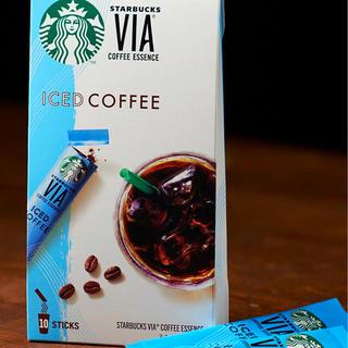 スターバックスコーヒー(Starbucks Coffee)の💙スターバックス アイスコーヒーギフト💙(コーヒー)