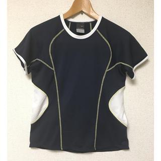 ナイキ(NIKE)のレディースTシャツ(Tシャツ(半袖/袖なし))