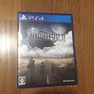 PlayStation4 - ff15