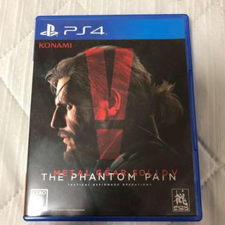 PlayStation4 - メタルギア5
