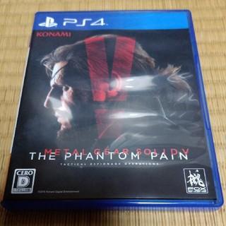 PlayStation4 - PS4  メタルギアソリッド5 ファントムペイン 中古