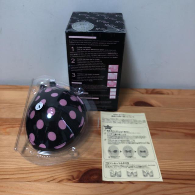 NuBra X パテッド ヌーブラ ドット Aサイズ スーパーパテッド 最安値! レディースの下着/アンダーウェア(ヌーブラ)の商品写真