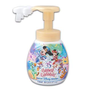 Disney - ディズニー ミッキーハンドソープ ビオレu