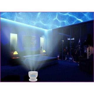 【癒しの空間♪】海洋プロジェクター 投影ランプ ナイトライト