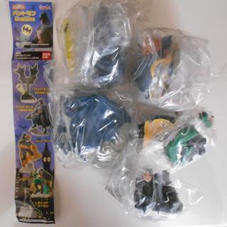 バンダイ(BANDAI)のバットマン フィギュア2005年バンダイHGシリーズ全5種コンプリート(SF/ファンタジー/ホラー)
