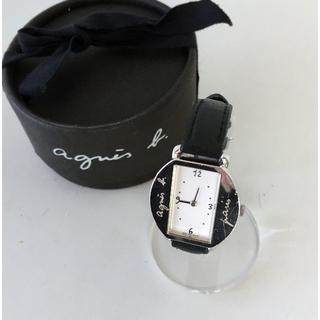 アニエスベー(agnes b.)のえりか様専用★中古☆agnes b. 腕時計 V700-5080(腕時計)