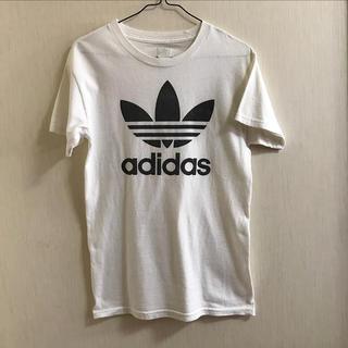 adidas - 《adidas》Tシャツ ホワイト