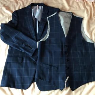 メンズビギ(MEN'S BIGI)の【お盆特価】メンズビギ  (CROWDED CLOSET)3ピーススーツ(セットアップ)