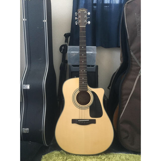 Fender - 10月31までこの値段! FENDER CD100CE NAT
