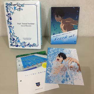 Free!Eternal Summer DVD CD 第1巻 初回版