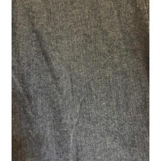 アングローバルショップ(ANGLOBAL SHOP)のアングローバル デニム生地スカート(ひざ丈スカート)