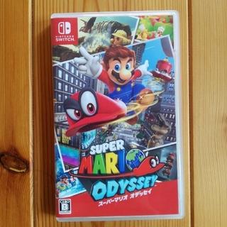 Nintendo Switch - スーパーマリオ オデッセイ 任天堂スイッチ