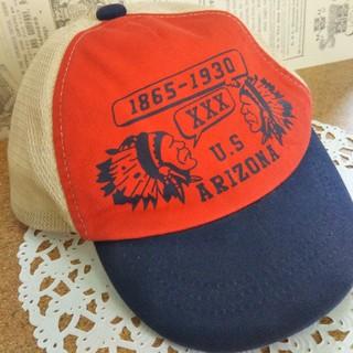 アリゾナ(ARIZONA)の送料無料  ARIZONA キャップ 頭囲50cm(帽子)