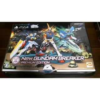 PlayStation4 - PS4 New ガンダムブレイカー プレミアムエディション ※送料込み