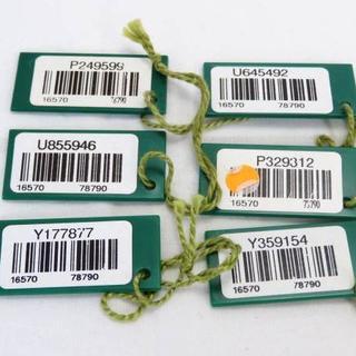 ロレックス エクスプローラーⅡ 16570 緑タグ 6個セット
