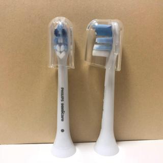 フィリップス(PHILIPS)のフィリップス ガムヘルツ 2本(電動歯ブラシ)
