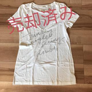 アバクロンビーアンドフィッチ(Abercrombie&Fitch)の[新品]アバクロ ビッグT(Tシャツ(半袖/袖なし))