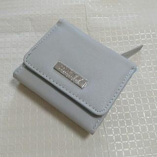 マッキントッシュフィロソフィー(MACKINTOSH PHILOSOPHY)のMACKINTOSH PHILOSOPHY☆三つ折り財布(財布)