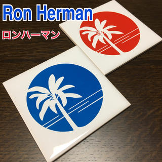 Ron Herman - ロンハーマン コースター 2点セット