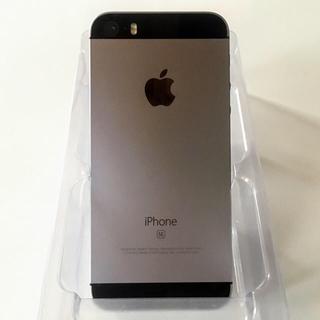 iPhone SE 16GB SIMフリー スペースブラック