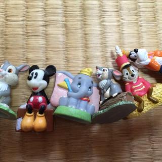 ディズニー(Disney)のディズニーフィギュアセット(ぬいぐるみ)