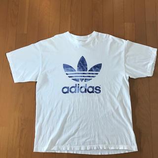 90s USA製 アディダス adidas Tシャツ ナイキ ビッグシルエット