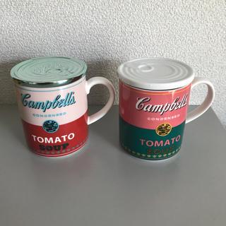 アンディウォーホル(Andy Warhol)のアンディーウォーホル  マグカップセット(グラス/カップ)