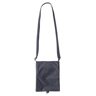 ムジルシリョウヒン(MUJI (無印良品))の無印良品 パスポートケース ポーチ ネイビー 約16×13cm(旅行用品)
