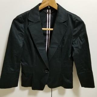 エフデ(ef-de)のef-de七分袖テーラードジャケット(テーラードジャケット)
