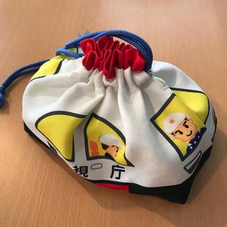 タカラトミー(Takara Tomy)のパトカー巾着(電車のおもちゃ/車)