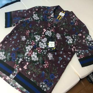 サイズM ERDEM H&M フローラルシャツ