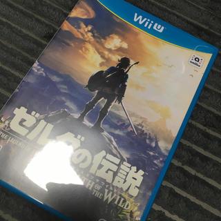Wii U - ゼルダの伝説 ブレスオブザワイルド