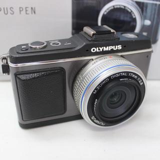 オリンパス(OLYMPUS)の❤️Wi-Fi❤️オリンパス P2 ミラーレスカメラ(ミラーレス一眼)