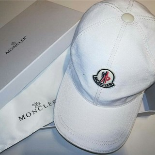 モンクレール(MONCLER)のMONCLER キャップ (キャップ)